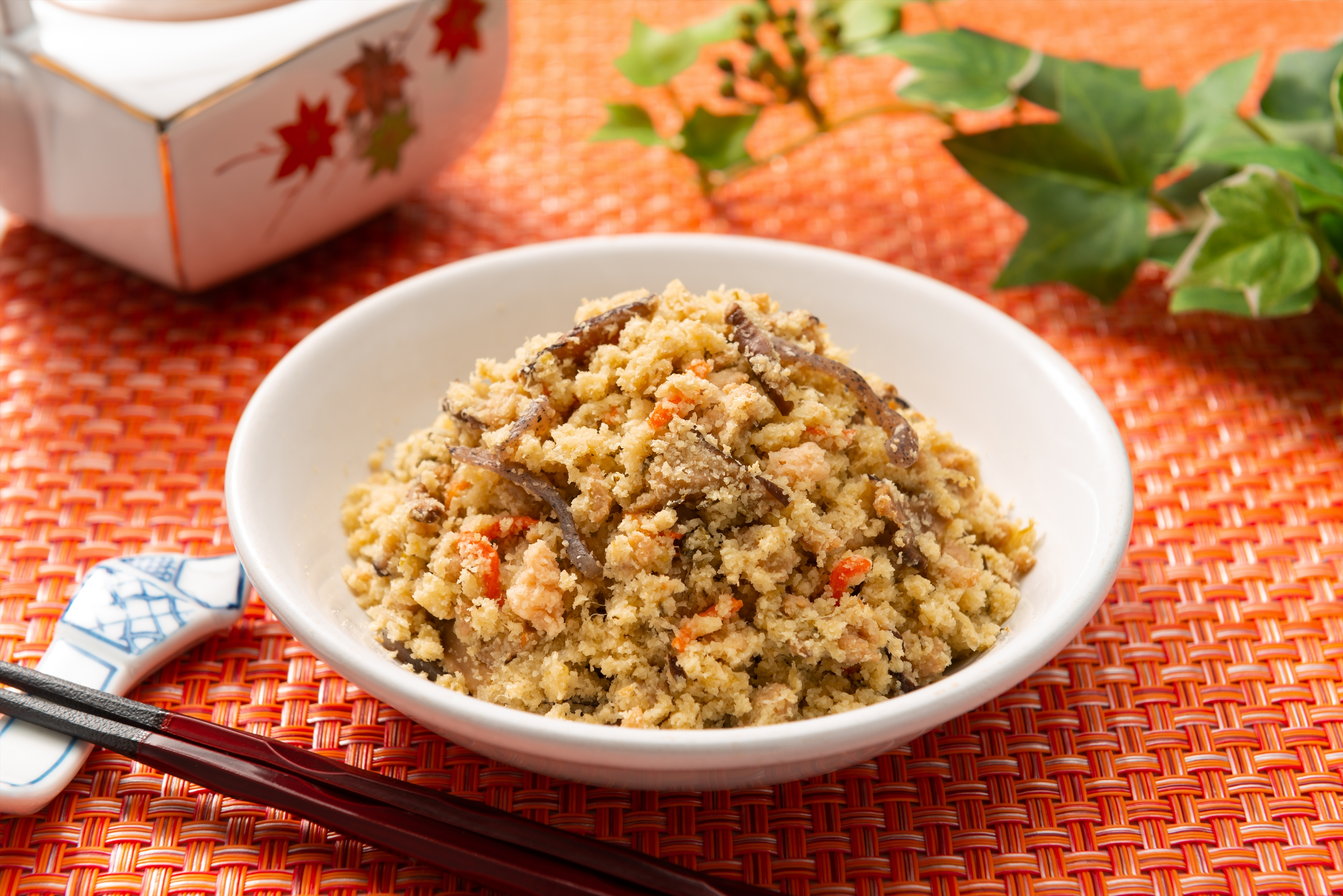 和惣菜の定番を減塩!健者のおすすめ「減塩 うの花」