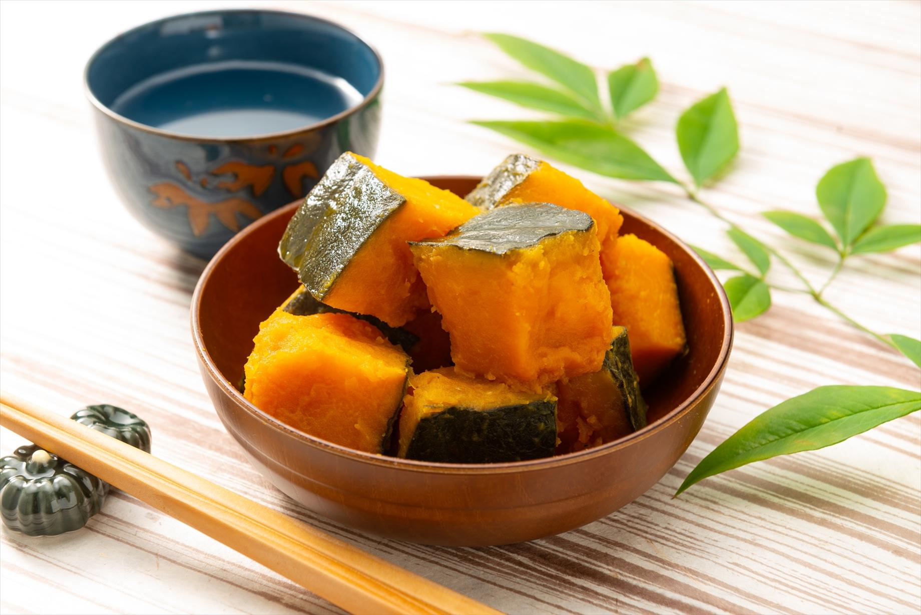 """内容量リッチな和惣菜!""""かぼちゃ煮""""が今年も期間限定で発売!"""