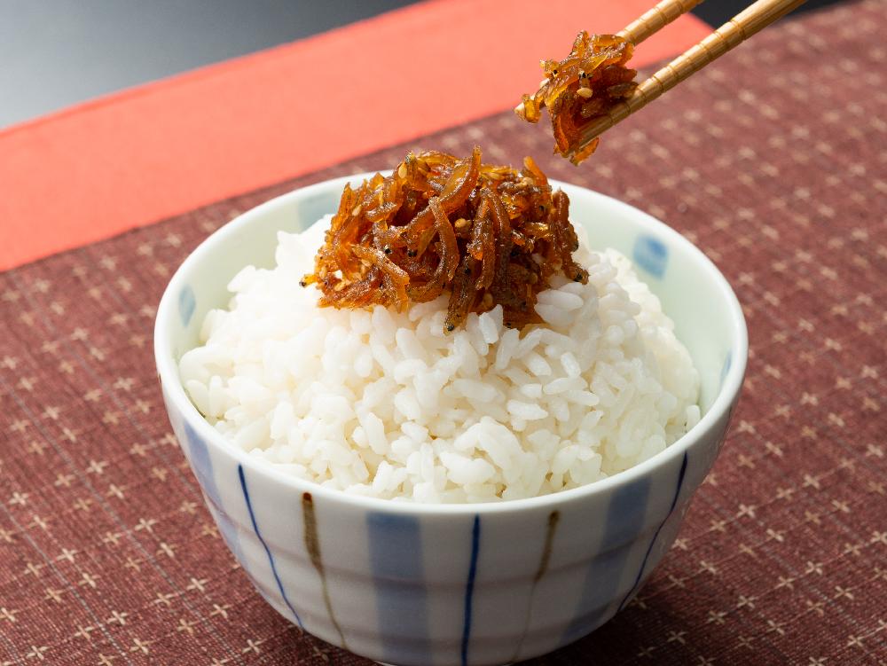 【新発売】つくだに村 愛知県篠島産しらす生姜煮